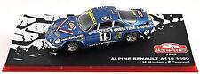 Renault Alpine A110 M.Mauton #19 Monte Carlo 1976 1:43 Altaya