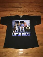vtg 1999 LITTLE TEXAS Concert Tour SHIRT XL We Came We Saw Country Music