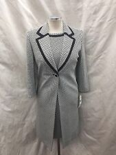 ALBERT NIPON DRESS SUIT/NEW WITH TAG/SIZE 6/LINED/RETAIL$269/NEIMAN MARCUS SUIT