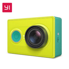 Genuine Xiaomi Yi 1080P Action Sport Camera WiFi Cam 16MP Green High-definition