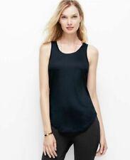 T-shirt, maglie e camicie da donna senza maniche nero taglia M