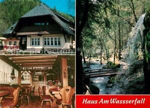 73103546 Menzenschwand Gasthaus Ferienwohnungen Am Wasserfall Menzenschwand