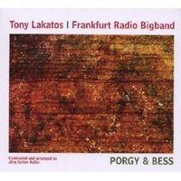 TONY & FRANKFURT RADIO BIGBAND LAKATOS... 2 CD NEU