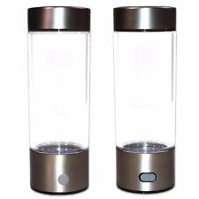Hydrogen Filter Leak Proof Water Bottle Leak Proof Ionize Generator BPA Free
