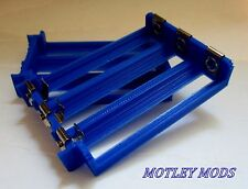 3D Printed 18650 Triple Battery Sled DIY Mod Box Parts*Motley Mods*FAST SHIPPING