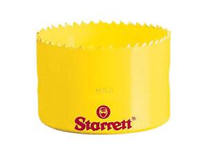Starrett Holesaw Bi Metal Constant Pitch Stainless Steel, Cast Iron 19 - 114mm