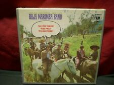 Baja Marimba Band Do You Know The Way To San Jose Reel To Reel Tape Sounds Great