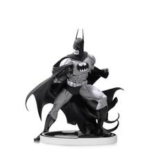 BATMAN Black & White Statua DA TIM SALE 2nd EDIZIONE UK Venditore