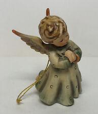 "German Goebel Hummel Figurine Figure ""Peace On Earth"" 1990 Christmas Ornament"