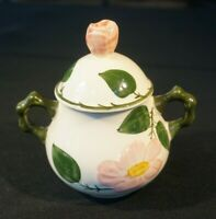 Beautiful Villeroy Boch Wild Rose Lidded Sugar Bowl