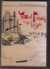 Fear And Loathing In Las Vegas - DVD Criterion Collection Region 1