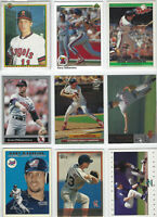 GARY DISARCINA Lot of 11 Baseball Cards  Anaheim Angels includes Rookies cards