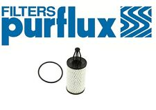 NEW For Mercedes W204 W212 W218 W166 Oil Filter Kit OEM PURFLUX 276 180 00 09