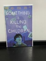 SOMETHING IS KILLING THE CHILDREN 3 FIRST PRINT 🔥 JAMES TYNION