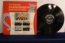 The Top Ten Barbershop Quartets of 1966, Decca Records DL 74787, SPEBSQSA, Pop