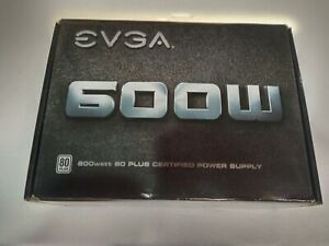 EVGA - W1 Series 600W ATX  Power Supply (missing part of wiring harness)