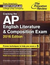 Cracking the AP English Literature & Composition Exam, 2016 Edition (College Te