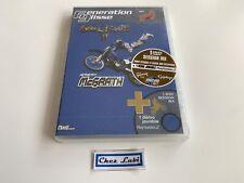 Steel Roots II 2 - Jeremy McGrath - DVD + Démo PS2 - EN - Neuf Sous Blister