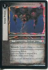 Lord Of The Rings CCG Foil Card SoG 8.C28 Spider Poison