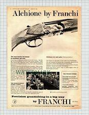 X1789) FRANCHI Gunmakers Italy - 1974 Advert