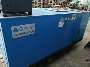 Hydrovane Compair 128 ACD-E Schraubenkompressor, Kompressor 8Bar bei 3020 l/min