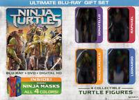 TEENAGE MUTANT NINJA TURTLES (BLU-RAY + DVD) (ULTIMATE BLU-RAY GIFT SE (BLU-RAY)