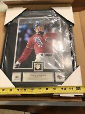 2000 Framed Upper Deck Chipper Jones Game Used Collection BASEBALL Braves