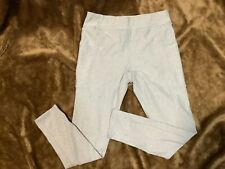 Athletic girls sz 10-12 Jogger stretch pants. Gray Side Pocket For Phone.