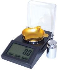 Reloading Scale 1500 Grain Capacity Digital Powder Calibration Weight Metal Pan