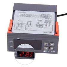 220V AC STC-1000 Digital Thermostat LCD Contrôleur de température