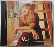 LEANN RIMES (CD)  BLUE