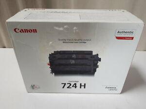 Original Canon Toner 724H Hohe Ergiebigkeit Schwarz 3482B011 -