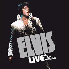 ELVIS PRESLEY LIVE IN LAS VEGAS CD NEW BOX SET