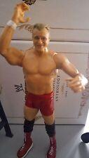WWE WWF The One Billy Gunn Jakks Wrestling Figur 2004 red tights