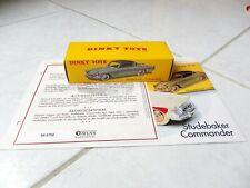 Studebaker Commander 24Y 540 Dinky Toys Atlas 1/43 avec boite et certificat