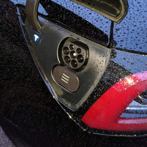 Tesla Model 3 CCS Charger Port Cover - UK Stock