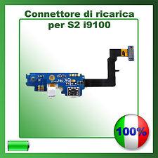 CONNETTORE RICARICA micro usb FLEX SAMSUNG S2 GT-I9100
