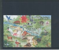 Brasilien MiNr. Block 99 postfrisch MNH Tiere (X027