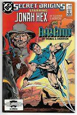 Secret Origins #21 (DC, 1987) – Jonah Hex - The Black Condor – VF/NM