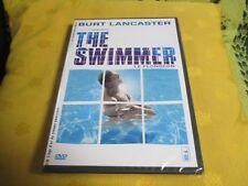 "DVD NEUF ""THE SWIMMER (LE PLONGEON)"" Burt LANCASTER / de Frank PERRY"