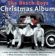 "The Beach Boys ""Christmas Album"" CD! BRAND NEW! SEALED! STILL SEALED!!"