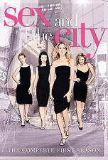 Sex and the City: The Complete First Season (DVD, 2000, 2-Disc Set, DVD Collect…