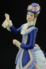 Lenox China Grand Tour Figurine Fine Porcelain American Fashion 1986 Sculpture