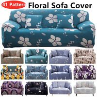 1/2/3 Seater Sofa Covers Stretch Slipcover Protector Lounge Couch Recliner Chair
