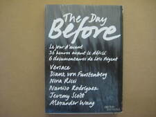 THE DAY BEFORE Volume 2 - 6 Fashion Documentaries - FRENCH 4 x DVD BOX SET