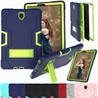 For Samsung Galaxy Tab S4 10.5 inch T830 2018 Tablet Rugged Slicone Stand Case