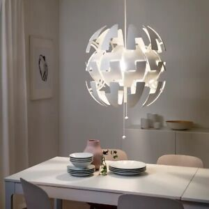 IKEA PS 2014 20 Inch Ceiling Pendant Lamp Contemporary Large, White 103.637.50