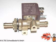 Magnetventil Gas MIG-Mag  WIG  Gasventil 24V AC  Schutzgas Elektroventil