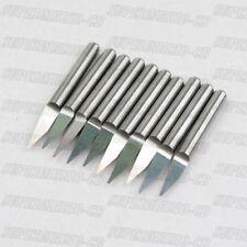 10 x Carbide PCB Engraving CNC Bit Router 20 Deg 0.4mm