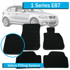 BMW 1 Series E87 Hatch - (2004-2011) - Tailored Car Floor Mats